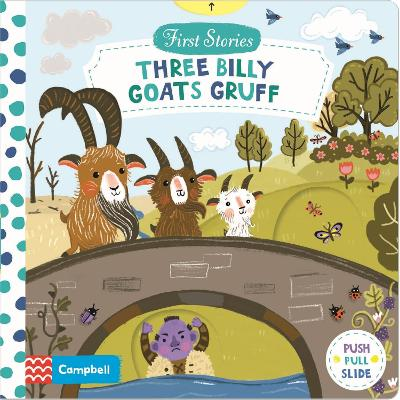 Three Billy Goats Gruff book