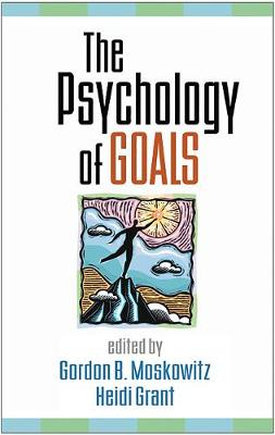 Psychology of Goals book