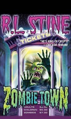 Zombie Town by R.L. Stine