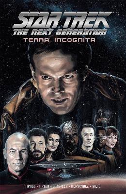 Star Trek The Next Generation Terra Incognita book