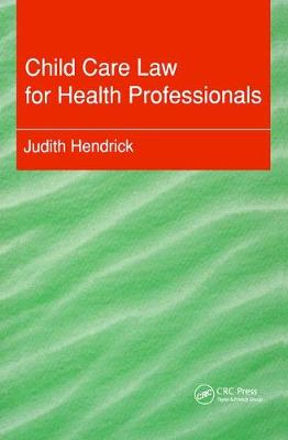 Child Care Law for Health Professionals book