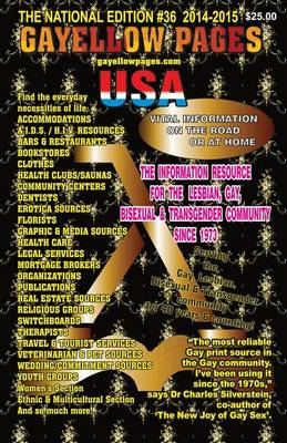 Gayellow Pages USA #36 2014-2015 by Frances Green