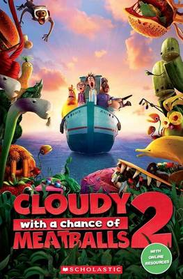 Cloudy with a Chance of Meatballs 2 by Fiona Davis