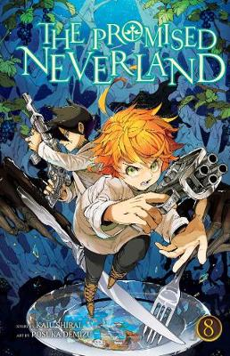The Promised Neverland, Vol. 8 book