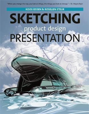 Sketching - Product Design Presentation book