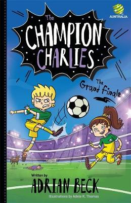 Champion Charlies 4 by Adrian Beck