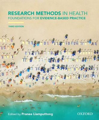 Research Methods in Health by Pranee Liamputtong
