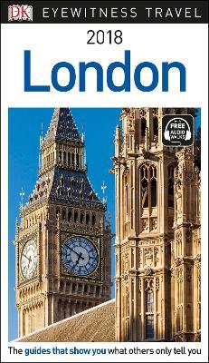 DK Eyewitness Travel Guide London by DK