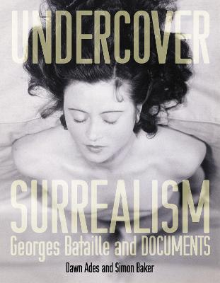 Undercover Surrealism book