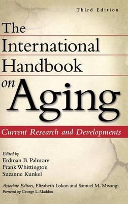 International Handbook on Aging by Suzanne R. Kunkel