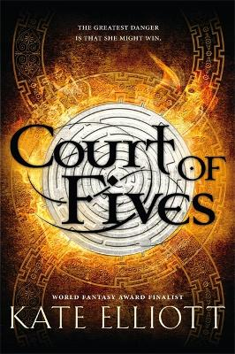 Court of Fives book