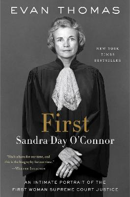 First: Sandra Day O'Connor book
