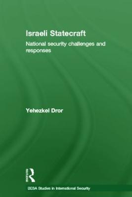 Israeli Statecraft book