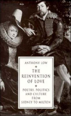 The Reinvention of Love by Anthony Low