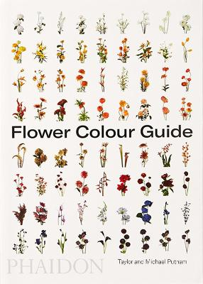 Flower Colour Guide book