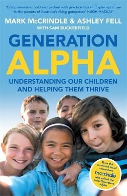 Generation Alpha by Mark McCrindle