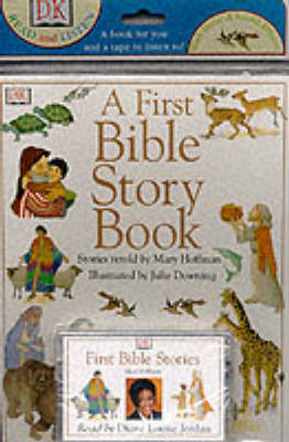 First Bible Story Book  Pb + (Audio Tape) by Mary Hoffman