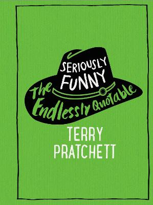 Seriously Funny book