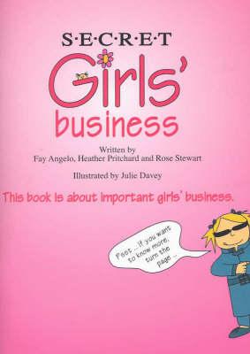 Secret Girls' Business book