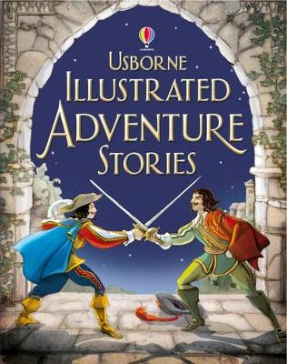Illustrated Adventure Stories by Lesley Sims