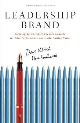 Leadership Brand by Dave Ulrich