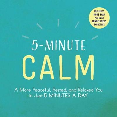 5-Minute Calm by Adams Media
