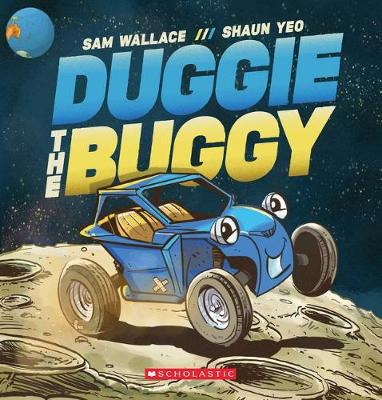 DUGGIE THE BUGGY book