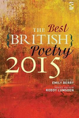 Best British Poetry 2015 book