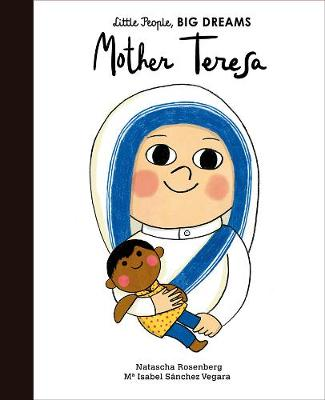 Mother Teresa by Isabel Sanchez Vegara