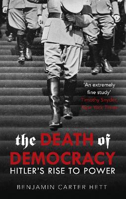The Death of Democracy book