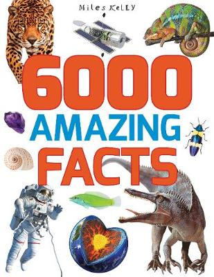 6000 Amazing Facts book