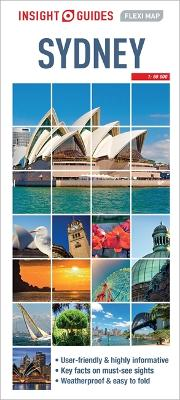 Insight Guides Flexi Map Sydney by Insight Guides