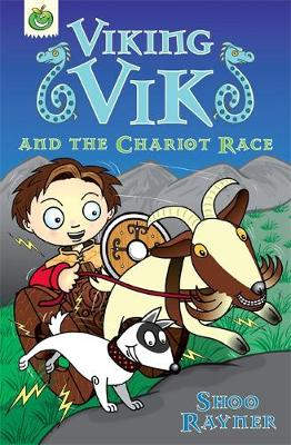 Viking Vik and the Chariot Race book
