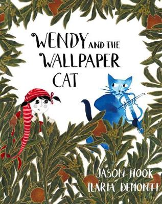 Wendy and the Wallpaper Cat book