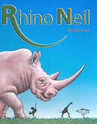 Rhino Neil by Mini Goss