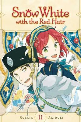 Snow White with the Red Hair, Vol. 11 book