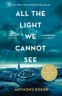 All the Light We Cannot See book