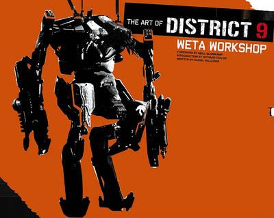Art of District 9 by Daniel Falconer