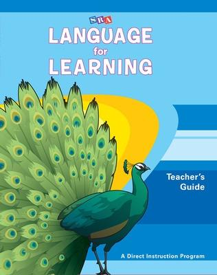 Language for Learning, Teacher Guide book