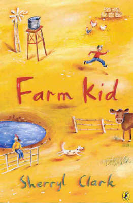 Farm Kid book
