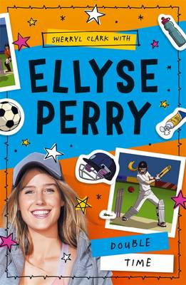 Ellyse Perry 4 book