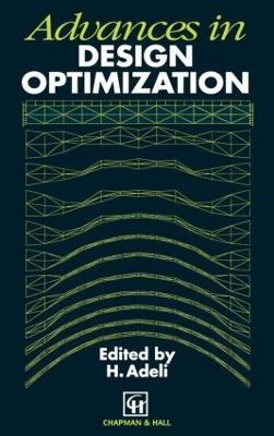Advances in Design Optimization by Hojjat Adeli