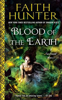 Blood of the Earth book