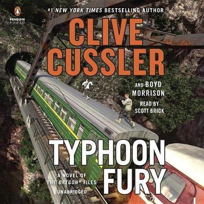 Typhoon Fury book