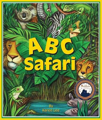 ABC Safari by Karen Lee