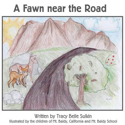 Fawn Near the Road by Tracy Sulkin