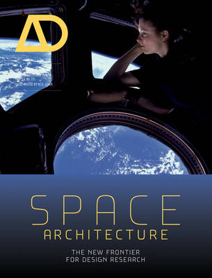 Space Architecture - the New Frontier for Design  Research Ad by Neil Leach