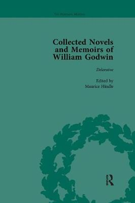 The Collected Novels and Memoirs of William Godwin Vol 8 by Pamela Clemit