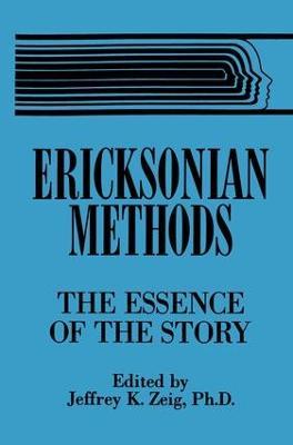 Ericksonian Methods book