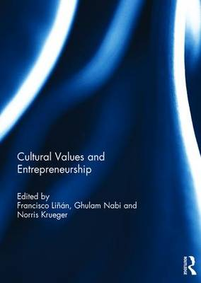 Cultural Values and Entrepreneurship book